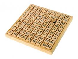 Table de multiplication calcul - Small foot