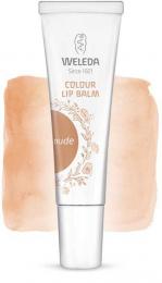 Color Lip Balm nude - Soin des lèvres Teinté - Weleda