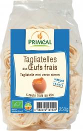 Tagliatelles aux œoeufs frais 250 g bio Priméal