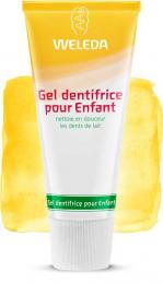 Dentifrice Gel Enfant - Weleda