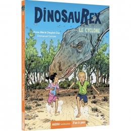 Dinosaurex Tome 1 Le cyclone Auzou