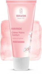 Crème mains confort à l'amande - Weleda