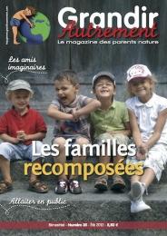 Grandir autrement N°35: Les familles recomposées