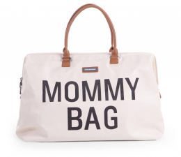 Sac à langer Mommy bag Ecru noir Childhood