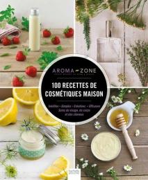 100 recettes de cosmétiques maison Hachette