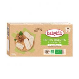 Petits biscuits à la noisette dès 12 mois 160g Babybio
