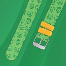 Bracelet pour montre - Green - Twistiti