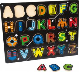 Puzzle en bois Lettres Small foot