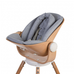 Coussin gris pour relax Newborn seat Evolu 2 + one360  Childhome