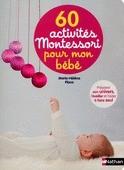 60 activités Montessori pour mon bébé - Nathan