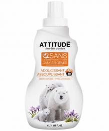 Adoucissant Attitude - Zeste d'agrumes