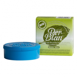 Dentifrice en poudre - Menthe 30g - Per Blan