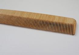 Peigne en bois de hêtre bébé - Popolini