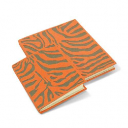 Mini journal - Tiger - Poopoopaper