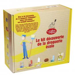 Kit découverte de la droguerie écolo - La droguerie écologique