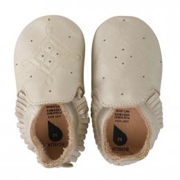 Chaussons souples en cuir Soft soles Bobux