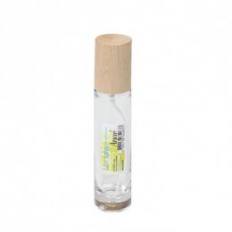 Tube spray en verre et bois - 50 ml - Anaé