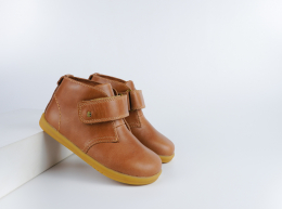 Chaussures Bobux - I-Walk - Desert Caramel