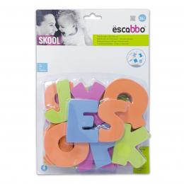 Set Alphabet pour le bain - Escabbo