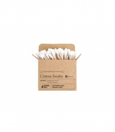 coton-tiges Bambou et coton Bio 100pcs - Hydrophil