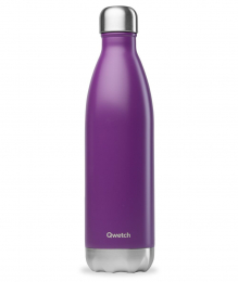 Bouteille Isotherme - 750ml - Pourpre - Qwetch