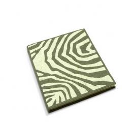 Mini journal - Zebra - Poopoopaper