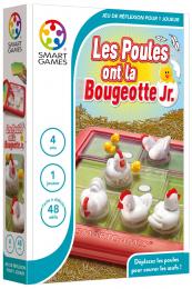 Les poules ont la bougeotte JR Smart Games