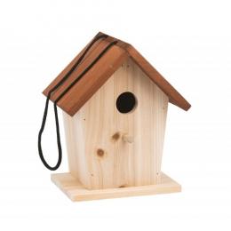 Cabane à oiseaux en bois Le Jardin du Moulin Moulin Roty