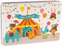 Puzzle Le cirque Apli