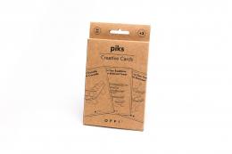 Piks Cartes créations Oppi