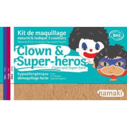 Kit Clown et super-héros - Namaki