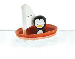 Voilier Pingouin - Jeu de bain - Plantoys