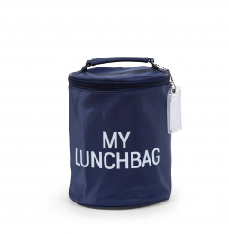 Lunchbag Sac isotherme Navy Childhome