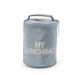 Lunchbag Sac isotherme Gris Childhome