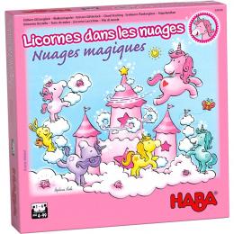 Licornes dans les nuages Nuages magiques Haba