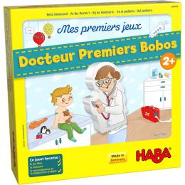 Mes premiers jeux Docteur Premiers Bobos Haba