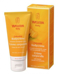Crème Corporelle Weleda Bébé au Calendula