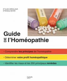 Le guide de l'homéopathie - Hachette