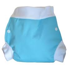 Boxer turquoise shorti culotte de protection - Lulunature