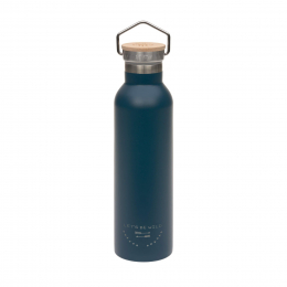 Gourde isotherme 700 ml Bleu Lassig