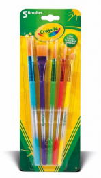 Pinceaux Crayola