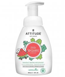 Savon à mains moussant Coco et Melon d'eau Attitude