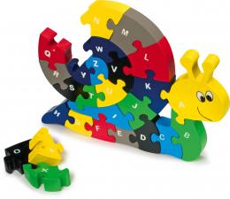 Puzzle en bois ABC Small foot