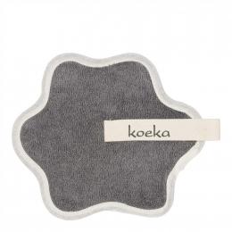 Attache tétine rome - Steel grey - Koeka