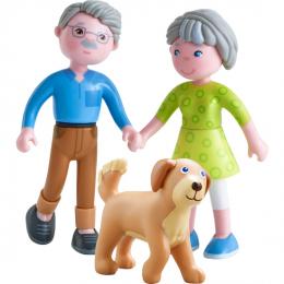 Little Friends – Ensemble Grands-parents Figurines Haba