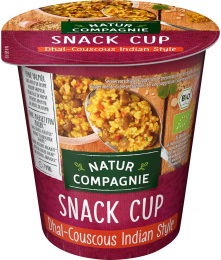 Dhal Couscous Indian BIO Nature compagnie