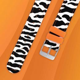 Bracelet pour montre - Zebra - Twistiti