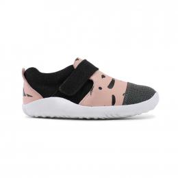 Chaussures Bobux - Kid+ - Aktive plus blush and black blush