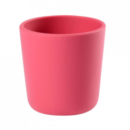 Verre silicone ventouse pink Beaba