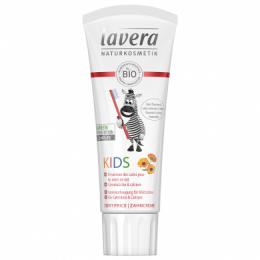 Dentifrice kids calendula & calcium 75ml Lavera